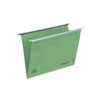 Závesné obaly typu  V  Bene Vetro-Mobil A4 machovo zelené, balenie 50 kusov