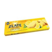 Zlaté oplátky Opavia citrónové, 146 g