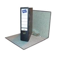 Zakladač na závesné rýchloviazače Hit office A4 mramorový 8 cm