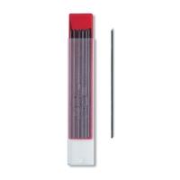 Náhradné náplne do ceruzky Versatil, čierna, 12 kusov/balenie