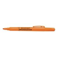 Zvýrazňovače Centropen Ergo 8722, oranžový