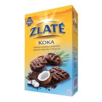 Sušienky Opavia Zlaté koka - kokos a kakao 180 g