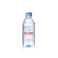 PK24 EVIAN MINERAL WATER 0.33L