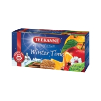 PK20 TEEKANNE TEA BAGS WINTER TIME