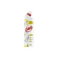 Čistiaci prostriedok Savo WC Desinfection citrón 750 ml