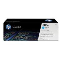 Toner HP CE411A cyan do laserových tlačiarní