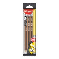 BX6 Ceruzka Maped Black Peps, ergonomické trojhranné telo
