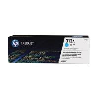 HP 312A LASERJET TONER CF381A CYAN 2700 STRÁN
