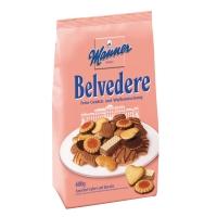 Mix sušienok Manner Belvedere 400 g