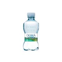 Minerálna voda Dobrá voda jemne sýtená 0,25 l - 8 ks