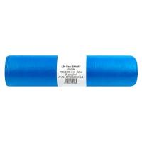 Vrecia na odpad v rolke Alufix, 120 l, modré, 25 ks