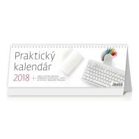 Praktický kalendár - slovenské týždenné stľpcové kalendárium, 64 + 2 strán