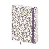 Diár denný A5 Vario - Lavender