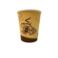 Pohár na teplé nápoje Coffee-to-go 200 ml, 50 kusov