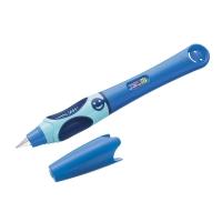 Plniace pero Pelikan Griffix 4, pre pravákov, ergonomicky tvarované, modré