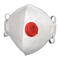 DELTAPLUS M1300VB FFP3 Respirátor s ventilom, sladací, 10 kusov v balení