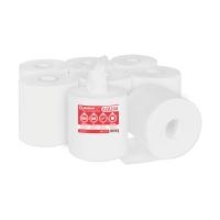 Papierové utierky v rolke PrimaSoft Roll Automatic Maxi, 6 ks