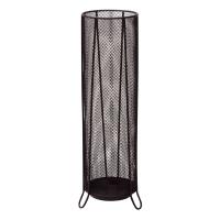 Drôtený stojan na dáždniky SaKOTA čierny