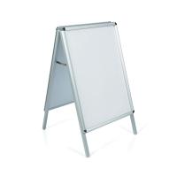 Podlahový  A  stojan na reklamu Bi-Office 700 x 1000 mm