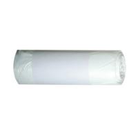 Vrecia na odpad Alufix 10 l, 36 x 44 cm, biele, 50 ks