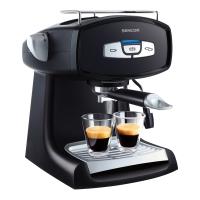 Pákový kávovar Sencor SES 2010BK espresso