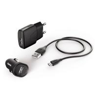 Nabíjací set Hama micro USB Picco