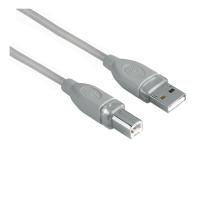 USB kábel typ A-B Hama 3 m