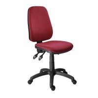 Kancelárska stolička Antares 1140 Asyn červená