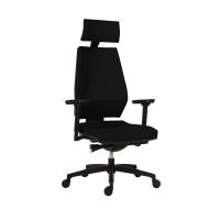 Kancelárska stolička Antares 1870 Syn Motion PDH čierna