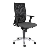 Kancelárska stolička Trix, sivá