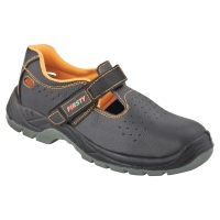 Bezpečnostná pracovná obuv S1P SRA antistatická podrážka, veľkosť 42