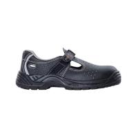 Bezpečnostná pracovná obuv S1P SRA antistatická podrážka, veľkosť 45