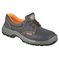 Bezpečnostná pracovná obuv S1P SRA PU2D podrážka, veľkosť 39
