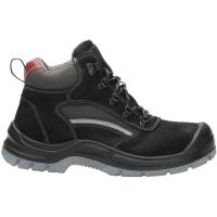 Bezpečnostná pracovná obuv S1P SRC reflexné pruhy, veľkosť 44