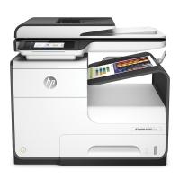 HP farebné multifunkčné atramentové zariadenie PageWide Pro 477dw