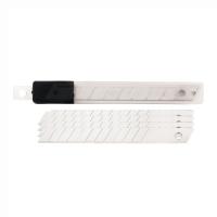 Náhradné nože do orezávačov 9 mm, 10 ks