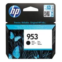 HP cartridge do atramentových tlačiarní OfficeJet, L0S58AE, čierny, HP kód: 953