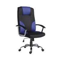 Kancelárska stolička Antares Miami, modrá