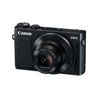 Canon Digitálny fotoaparát Powershot G9X, dotykový displej LCD, čierny