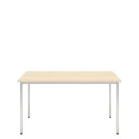 Konferenčný stôl Nowy Styl BK-02, 140x80cm, odtieň javor