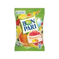 Ovocné cukríky Bon Pari s vitamínom C 90 g