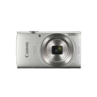 Canon 1806C001 Digitálny fotoaparát IXUS 185, 20 mega pixel, LCD displej, strieb