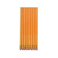Ceruzka sgumou Herlitz - HB, tvrdosť č. 2, 10 ks