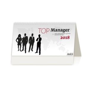 Top Manager - slovenské týždenné stľpcové kalendárium + Aj + Nj, 60 + 2 strán