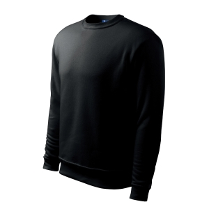 Pánska mikina Adler Essential, veľkosť XL, čierna