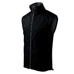 Pánska vesta Adler Body Warmer, veľkosť M, čierna