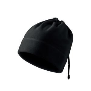 Fleecová čiapka Adler Practic čierna