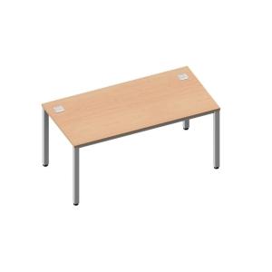 Pracovný stôl Nowy Styl Easy Space 160 x 80 x 72 cm, javor