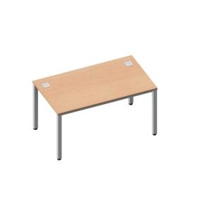 Pracovný stôl Nowy Styl Easy Space 140 x 80 x 72 cm, javor