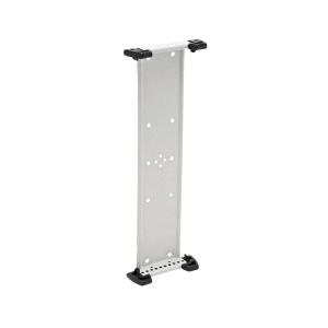 Nástenný kovový držiak na prezentačné tabule Tarifold, pre 10 panelov formátu A3